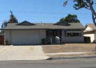 Casa en ejecución hipotecaria in Santa Maria, CA, 93458,  S THORNBURG ST ID: F4106640
