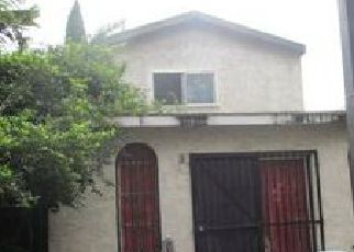 Foreclosure Home in Los Angeles, CA, 90011,  E 46TH ST ID: F4107115