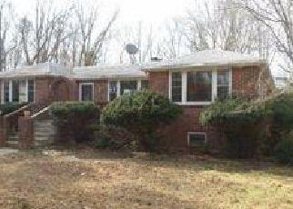 Casa en ejecución hipotecaria in Williamstown, NJ, 08094,  JACKSON RD ID: F4107316