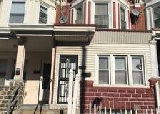 Casa en ejecución hipotecaria in Philadelphia, PA, 19120,  W WELLENS AVE ID: F4107590