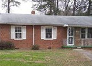 Foreclosure Home in Petersburg, VA, 23803,  FORT LEE RD ID: F4107634