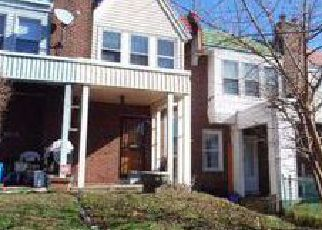 Foreclosure Home in Philadelphia, PA, 19138,  WOOLSTON AVE ID: F4107680