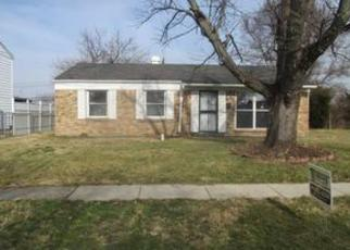Foreclosure Home in Indianapolis, IN, 46226,  DECAMP DR ID: F4108184