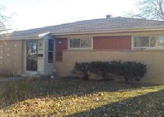 Foreclosure Home in Milwaukee, WI, 53225,  W RUBY AVE ID: F4108638