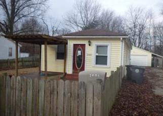 Foreclosure Home in Evansville, IN, 47714,  S DEXTER AVE ID: F4109120
