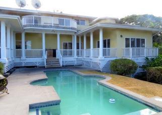 Casa en ejecución hipotecaria in Captain Cook, HI, 96704, -991 ULUKANU PL ID: F4109654