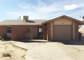Casa en ejecución hipotecaria in El Paso, TX, 79907,  PADDLEFOOT LN ID: F4109826