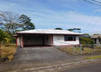 Casa en ejecución hipotecaria in Hilo, HI, 96720,  PUHILI ST ID: F4110880