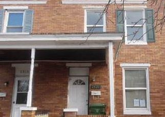 Foreclosure Home in Baltimore, MD, 21230,  GRIFFIS AVE ID: F4112387