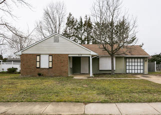 Casa en ejecución hipotecaria in Williamstown, NJ, 08094,  N BEECHAM RD ID: F4112572