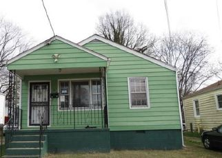 Foreclosure Home in Petersburg, VA, 23803,  S OLD CHURCH ST ID: F4113525