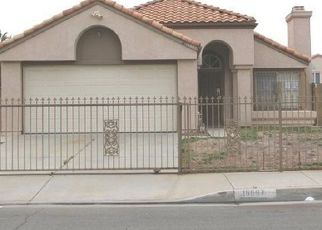 Casa en ejecución hipotecaria in Moreno Valley, CA, 92551,  SADDLEBROOK LN ID: F4114190