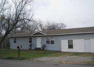 Foreclosure Home in Bonham, TX, 75418,  EVANS ST ID: F4115216