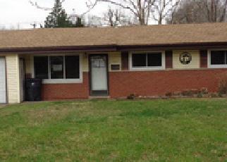 Casa en ejecución hipotecaria in Belleville, IL, 62226,  SHIRLEY DR ID: F4117256