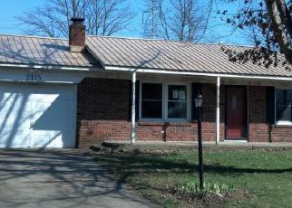 Casa en ejecución hipotecaria in Columbus, IN, 47203,  DAWNSHIRE DR ID: F4117355