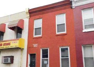 Casa en ejecución hipotecaria in Philadelphia, PA, 19132,  W WISHART ST ID: F4117356