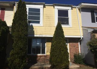 Casa en ejecución hipotecaria in Sicklerville, NJ, 08081,  MILSTONE CT ID: F4117851
