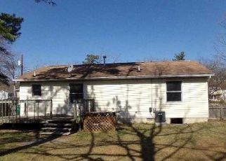 Casa en ejecución hipotecaria in Mays Landing, NJ, 08330,  BENSEN AVE ID: F4119563