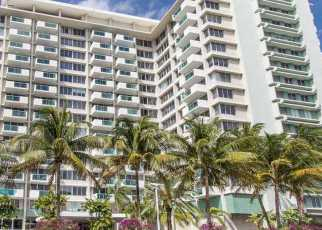 Casa en ejecución hipotecaria in Miami Beach, FL, 33139,  WEST AVE ID: F4119958