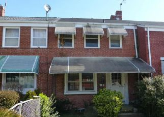 Foreclosure Home in Baltimore, MD, 21212,  CLEARSPRING RD ID: F4120262