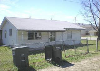Foreclosure Home in Kingston, OK, 73439,  NE 2ND ST ID: F4120277