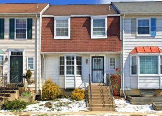 Casa en ejecución hipotecaria in Alexandria, VA, 22309,  SOUTHLAWN CT ID: F4120775