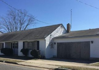 Casa en ejecución hipotecaria in Atlantic City, NJ, 08401,  CROSSAN AVE ID: F4121061
