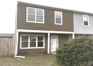Casa en ejecución hipotecaria in Sicklerville, NJ, 08081,  LAMONT CT ID: F4121865