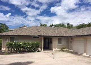 Foreclosure Home in Kailua Kona, HI, 96740, -271 HOOMOHALA RD ID: F4122413