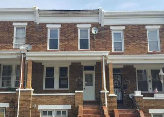 Foreclosure Home in Baltimore, MD, 21213,  KENYON AVE ID: F4123397