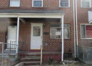 Casa en ejecución hipotecaria in Baltimore, MD, 21230,  GEORGETOWN RD ID: F4123398
