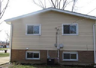 Casa en ejecución hipotecaria in Park Forest, IL, 60466,  ILLINOIS ST ID: F4125789