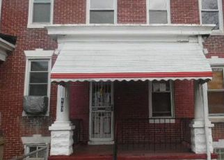 Foreclosure Home in Baltimore, MD, 21229,  N LOUDON AVE ID: F4128176