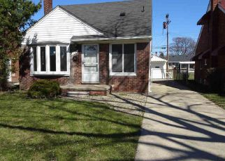 Casa en ejecución hipotecaria in Eastpointe, MI, 48021,  STRICKER AVE ID: F4128956