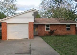 Casa en ejecución hipotecaria in Mcalester, OK, 74501,  NW BOCCI DR ID: F4131455