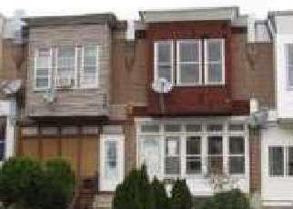 Casa en ejecución hipotecaria in Philadelphia, PA, 19124,  WORRELL ST ID: F4131478