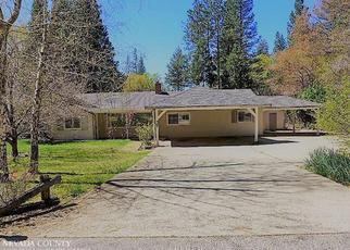 Casa en ejecución hipotecaria in Nevada Condado, CA ID: F4135238