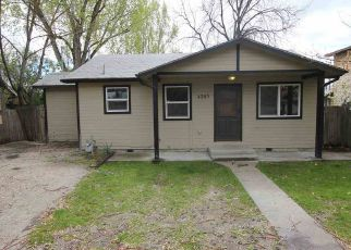 Foreclosure Home in Boise, ID, 83703,  W PLUM ST ID: F4135637