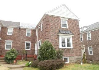 Casa en ejecución hipotecaria in Lansdowne, PA, 19050,  YEADON AVE ID: F4136148