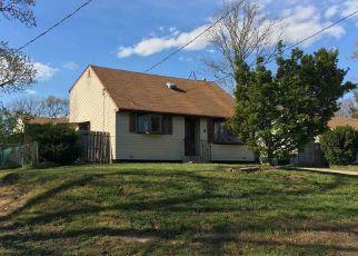 Casa en ejecución hipotecaria in Sicklerville, NJ, 08081,  LINCOLN AVE ID: F4136525