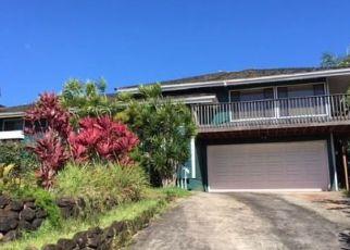 Casa en ejecución hipotecaria in Kalaheo, HI, 96741,  KAI IKENA DR ID: F4137463