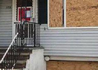 Casa en ejecución hipotecaria in Jersey City, NJ, 07305,  STEGMAN ST ID: F4137932