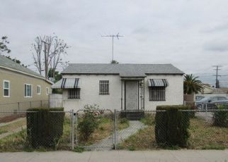 Foreclosure Home in Los Angeles, CA, 90002,  E 102ND ST ID: F4138214