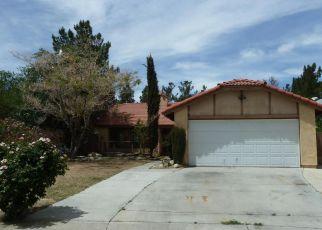 Casa en ejecución hipotecaria in Lancaster, CA, 93535,  PINON SPRINGS DR ID: F4138227