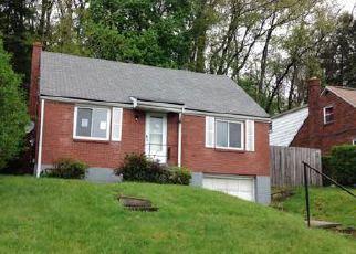 Casa en ejecución hipotecaria in Allegheny Condado, PA ID: F4138659