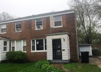 Foreclosure Home in Chicago, IL, 60617,  S CALHOUN AVE ID: F4139602