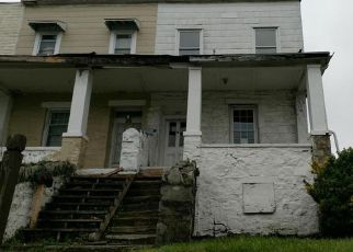 Foreclosure Home in Baltimore, MD, 21230,  WASHINGTON BLVD ID: F4141630