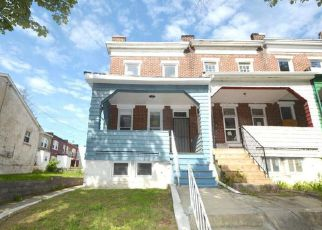 Foreclosure Home in Baltimore, MD, 21216,  N ELLAMONT ST ID: F4141639
