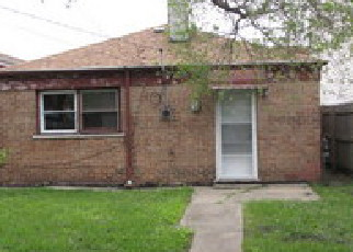 Casa en ejecución hipotecaria in Chicago, IL, 60619,  S MARYLAND AVE ID: F4143967