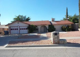 Foreclosure Home in El Paso, TX, 79935,  MILLER BARBER DR ID: F4146264